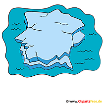 Eisberg Clipart