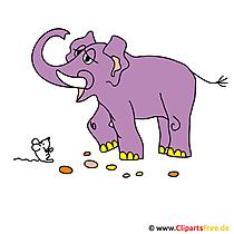 Elefant Clipart