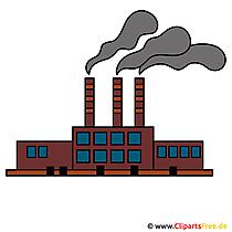 Fabrik Clipart