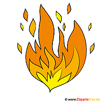 Feuer Clipart
