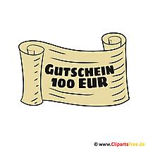 Gutschein Clipart