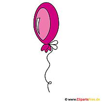 Luftballon Clipart