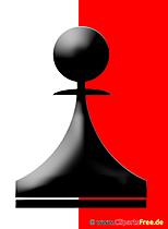 チェスの駒ポーンクリップアート、画像、漫画、グラフィック、イラスト