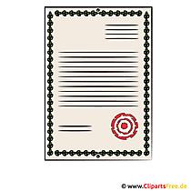 Schreiben Clipart