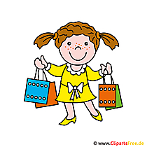 Shopping Clipart