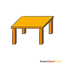 Tisch Clipart