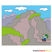 Wandern Clipart