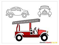Auto's toepassingssjablonen
