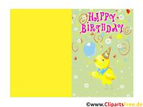 Glückwünsche zum 1 Kindergeburtstag kostenlos online
