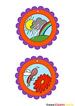 Medaillen, Auszeichnungen, Plaketten und Orden für Kinder