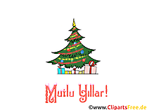 Mutlu Noeller,Noelsüslemeleri,剪贴画