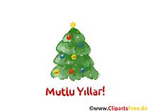 Noel ağacı küçük resim