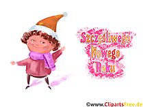 Szczęśliwego Nowego Roku Zdjęcia