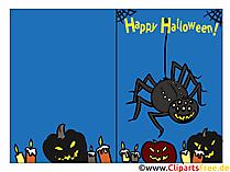Kostenlose Einladung Zur Halloweenparty Zum Ausdrucken