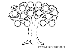 Vorlagen familienstammbaum bilder cliparts gifs - Malvorlage stammbaum ...