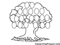 Vorlagen familienstammbaum bilder cliparts gifs for Stammbaum zum ausdrucken