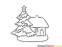 Weihnachten Laubsägearbeiten Bilder Cliparts Gifs Illustrationen