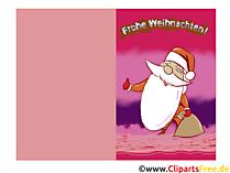 Vorlagen weihnachtskarten bilder cliparts gifs illustrationen grafiken kostenlos - Weihnachtskarten selbst gestalten und drucken ...