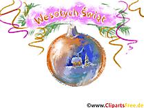 Darmowe cliparty i grafiki wektorowe o tematyce Wesołych Świąt