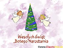 Obraz Wesołych świąt i szczęśliwego nowego roku