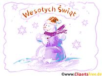 Świąteczne symbole clipart