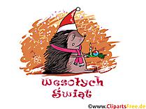 Wesołych Świąt Clipart Zdjęcia