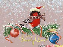 Wesołych Świąt darmowe Cliparty