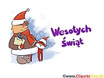 Wesołych Świąt darmowe cliparty i grafiki