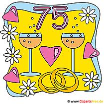 Uncool結婚式の贈り物 - クリップアートおめでとうございます
