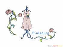 Clipart jurk
