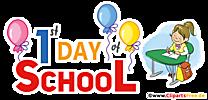 Hari pertama kembali ke clipart sekolah, ilustrasi, komik