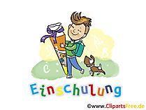 Clipart Zuckertüte