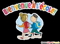 Påmelding på fransk