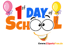 PNG clipart hari pertama sekolah