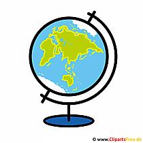 Globus Bild kostenlos
