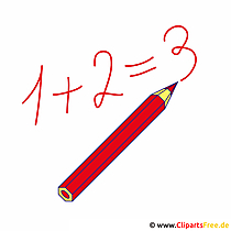 Math pictures for free - School Clip Art