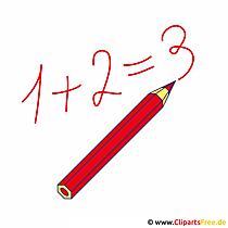 Mathe Bilder kostenlos - Schule Clip Art