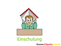 Schulbeginn Bilder, Cliparts, Cartoons