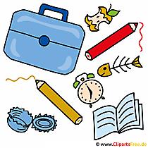 Schulbilder kostenlos - Schule Cliparts