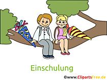 School clipart, foto's, cartoons