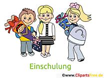 Foto's van schoolkinderen, clipart, cartoons gratis