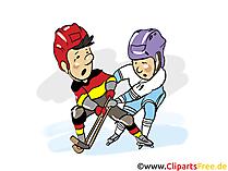 Eishockey Bilder WM