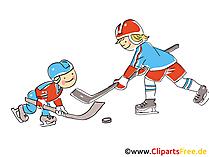 アイスホッケーワールドカップ画像、イラスト、クリップアート、コミック、漫画無料