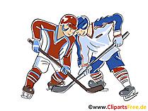 アイスホッケーワールドカップのクリップアート、画像、コミック、漫画、イラスト無料