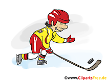 Ice hockey drawings free