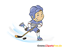 Illustration Hockey kostenlos