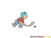 面白いアイスホッケーの写真、クリップアート、コミック、無料漫画