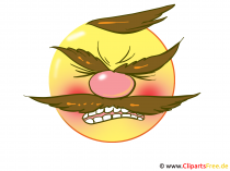 Böses Smiley
