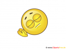Coole Smileys sleeping