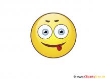 uśmiechnięta twarz